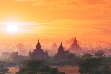 Erlebnisreisen Erlebnisreisen Myanmar - Yangon bis Heho
