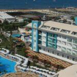 Reise: 5* Seashell Resort & Spa in Evrenseki