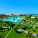Reise: 5* Jaz Aquamarine Resort in Hurghada